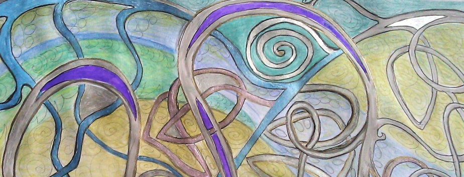 Starting the Celtic Swirl…