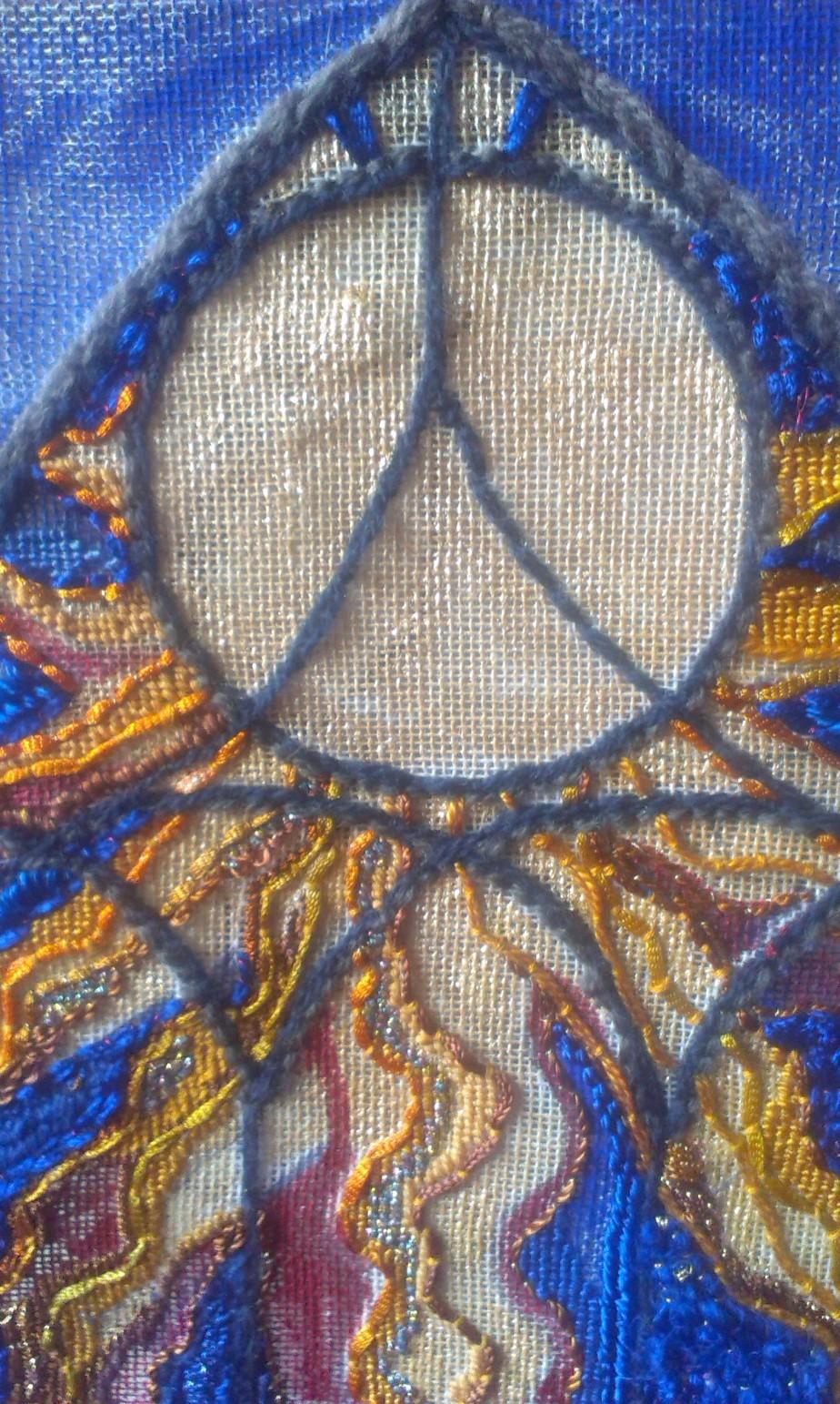 Gothic window…