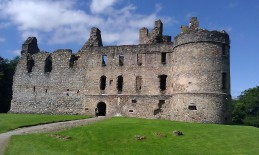 Balvenie Castle