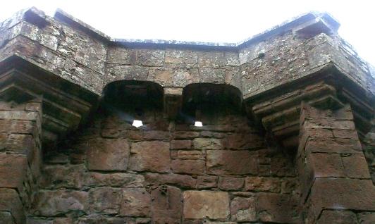 Spynie Castle
